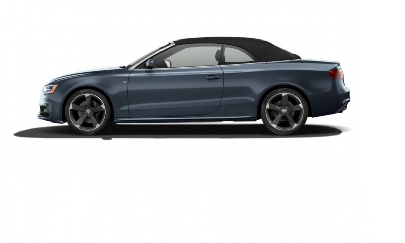 2014 Audi A5 Sport Package Cabriolet COLORS 17