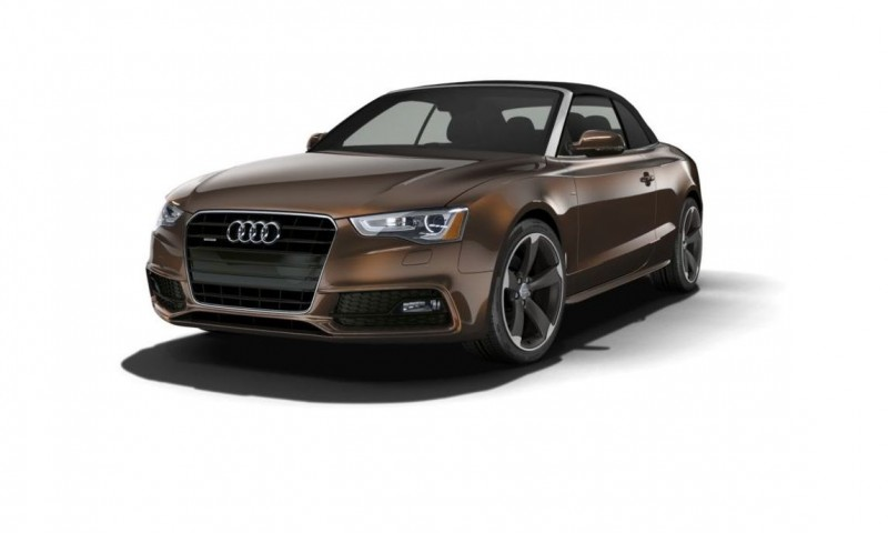 2014 Audi A5 Sport Package Cabriolet COLORS 18