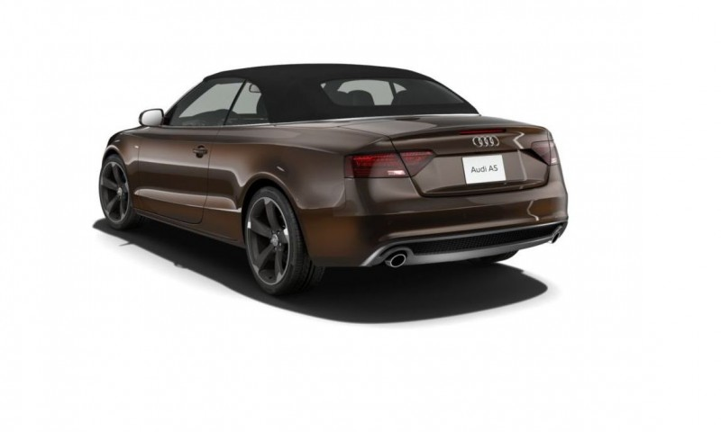2014 Audi A5 Sport Package Cabriolet COLORS 19
