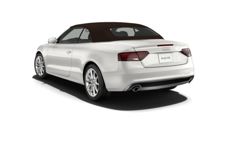 2014 Audi A5 Sport Package Cabriolet COLORS 2