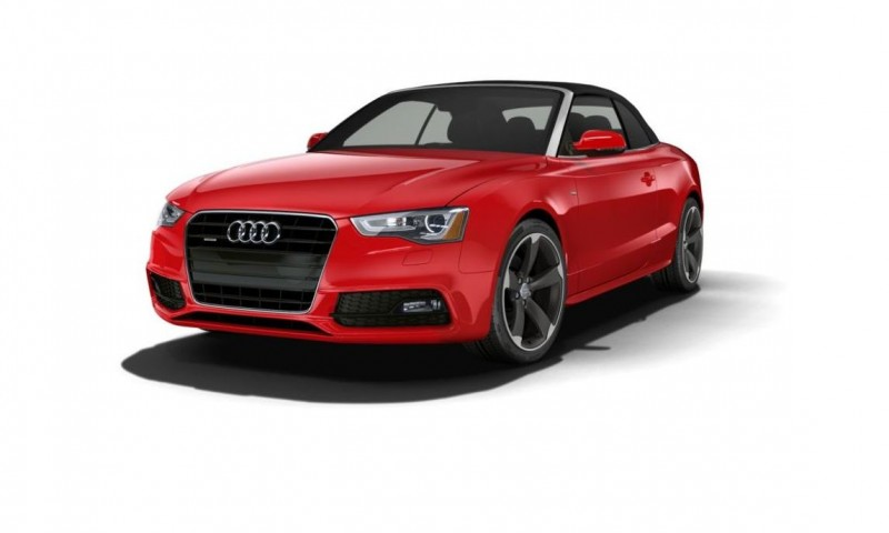 2014 Audi A5 Sport Package Cabriolet COLORS 21