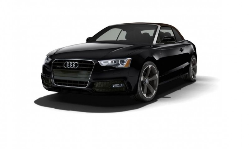 2014 Audi A5 Sport Package Cabriolet COLORS 24