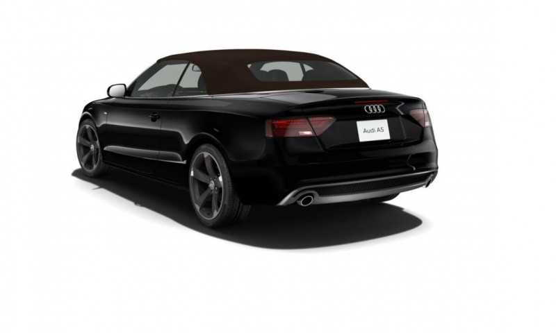 2014 Audi A5 Sport Package Cabriolet COLORS 25