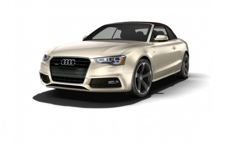 2014 Audi A5 Sport Package Cabriolet COLORS 26