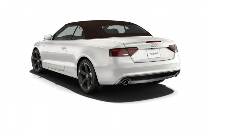 2014 Audi A5 Sport Package Cabriolet COLORS 3