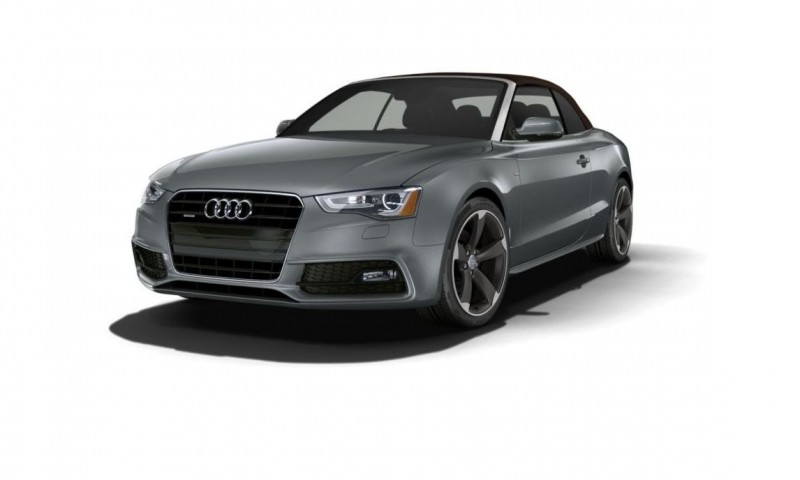 2014 Audi A5 Sport Package Cabriolet COLORS 30