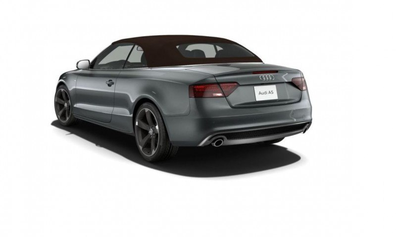 2014 Audi A5 Sport Package Cabriolet COLORS 31