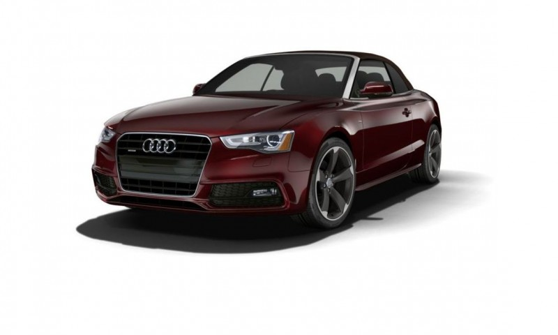 2014 Audi A5 Sport Package Cabriolet COLORS 33