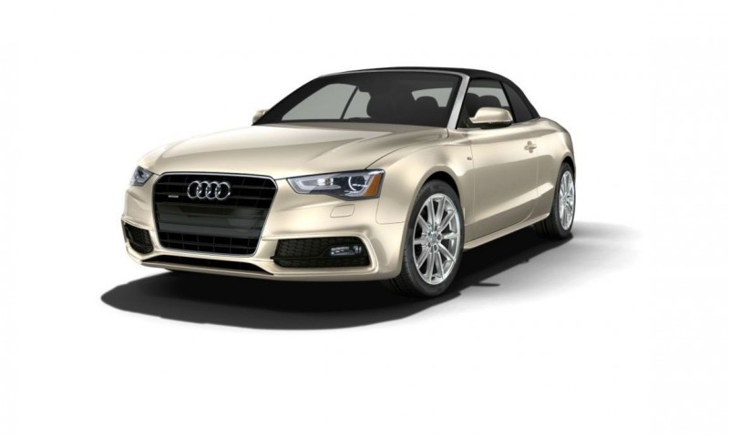 2014 Audi A5 Sport Package Cabriolet COLORS 36