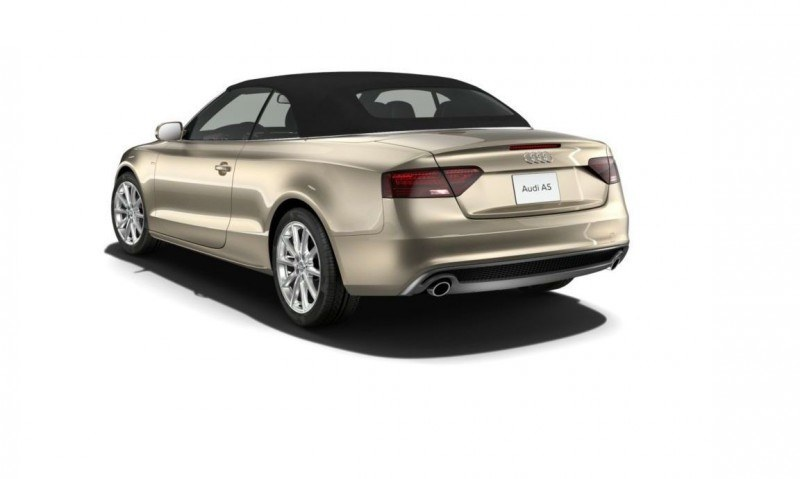 2014 Audi A5 Sport Package Cabriolet COLORS 37