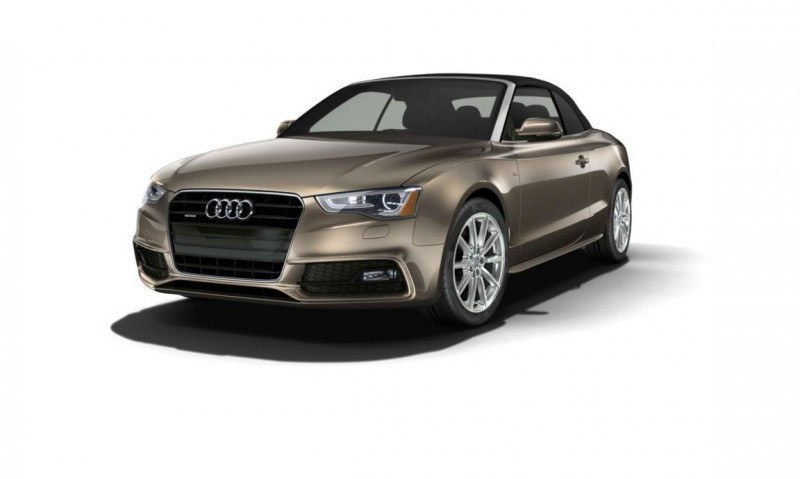 2014 Audi A5 Sport Package Cabriolet COLORS 39