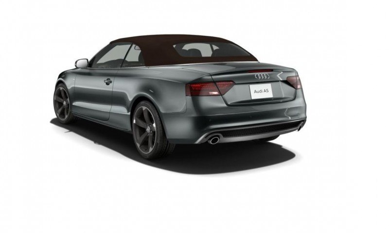 2014 Audi A5 Sport Package Cabriolet COLORS 43