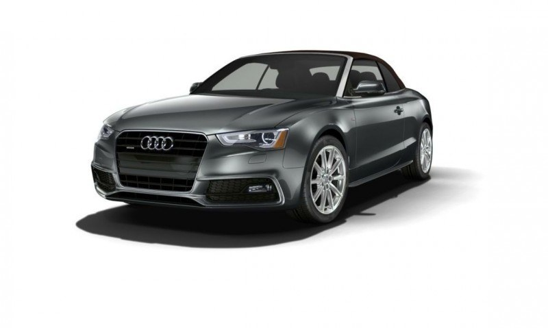 2014 Audi A5 Sport Package Cabriolet COLORS 45