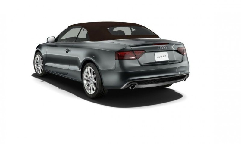 2014 Audi A5 Sport Package Cabriolet COLORS 46