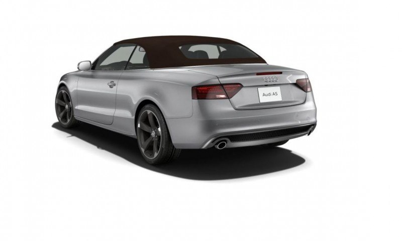 2014 Audi A5 Sport Package Cabriolet COLORS 49