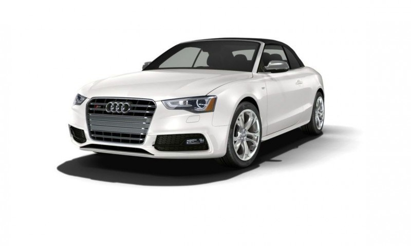 2014 Audi A5 Sport Package Cabriolet COLORS 51
