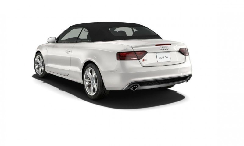 2014 Audi A5 Sport Package Cabriolet COLORS 52