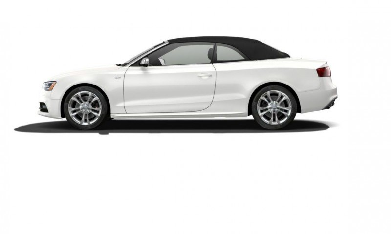 2014 Audi A5 Sport Package Cabriolet COLORS 53