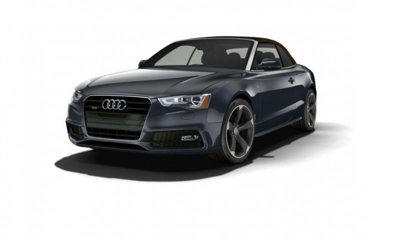 2014 Audi A5 Sport Package Cabriolet COLORS 57