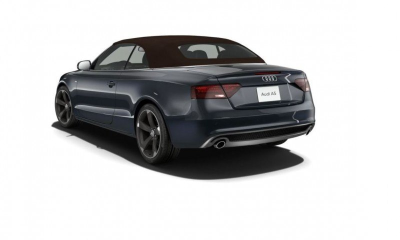 2014 Audi A5 Sport Package Cabriolet COLORS 58