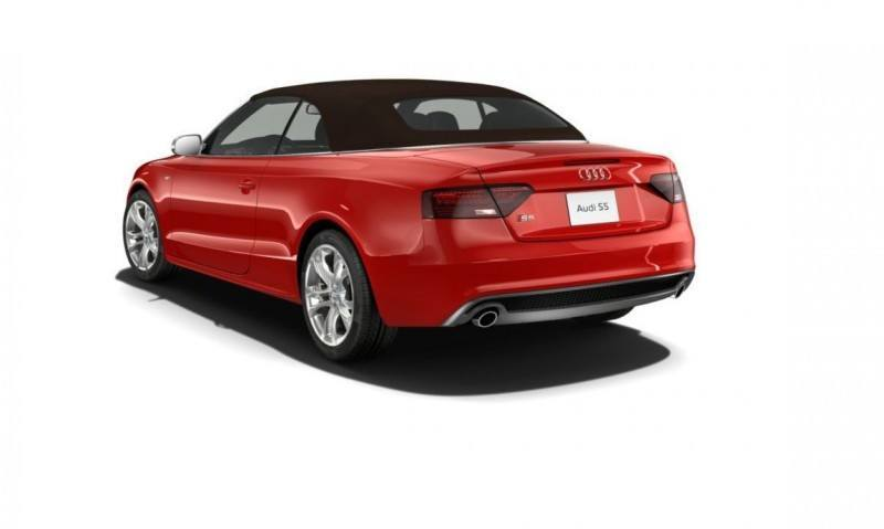 2014 Audi A5 Sport Package Cabriolet COLORS 61