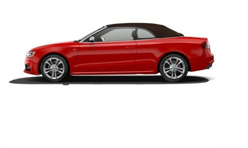 2014 Audi A5 Sport Package Cabriolet COLORS 62