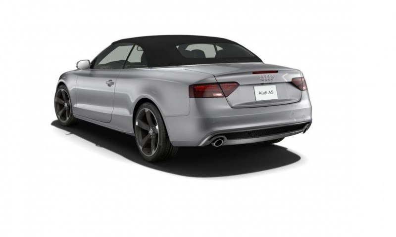 2014 Audi A5 Sport Package Cabriolet COLORS 64