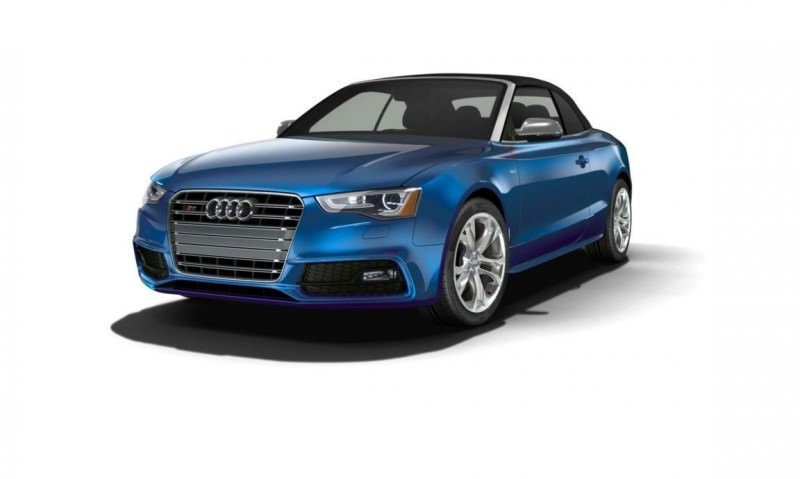 2014 Audi A5 Sport Package Cabriolet COLORS 66