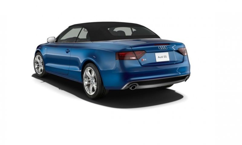 2014 Audi A5 Sport Package Cabriolet COLORS 67