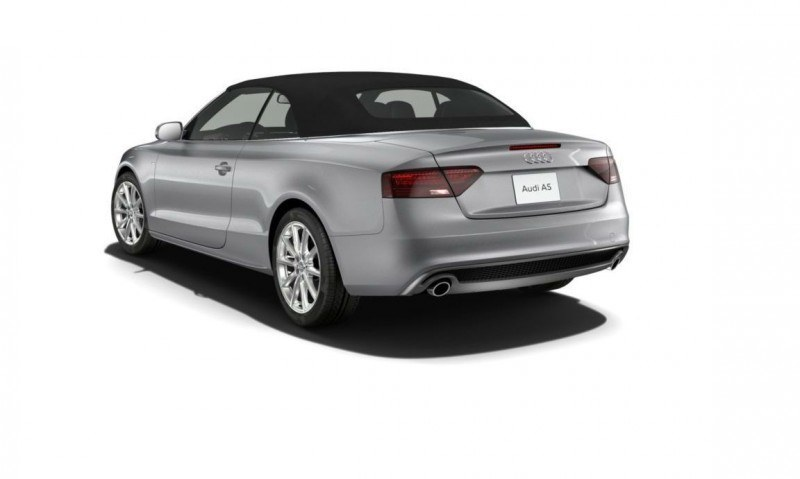 2014 Audi A5 Sport Package Cabriolet COLORS 7