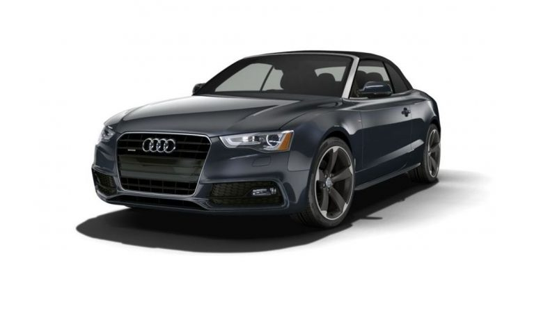 2014 Audi A5 Sport Package Cabriolet COLORS 72