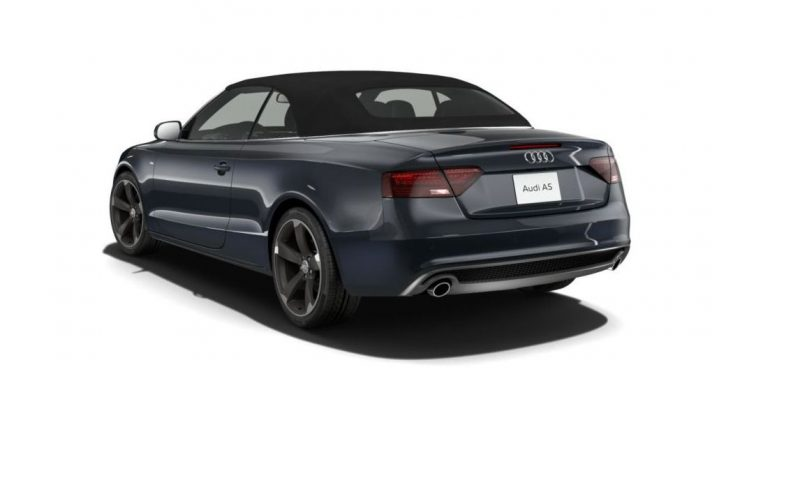 2014 Audi A5 Sport Package Cabriolet COLORS 73