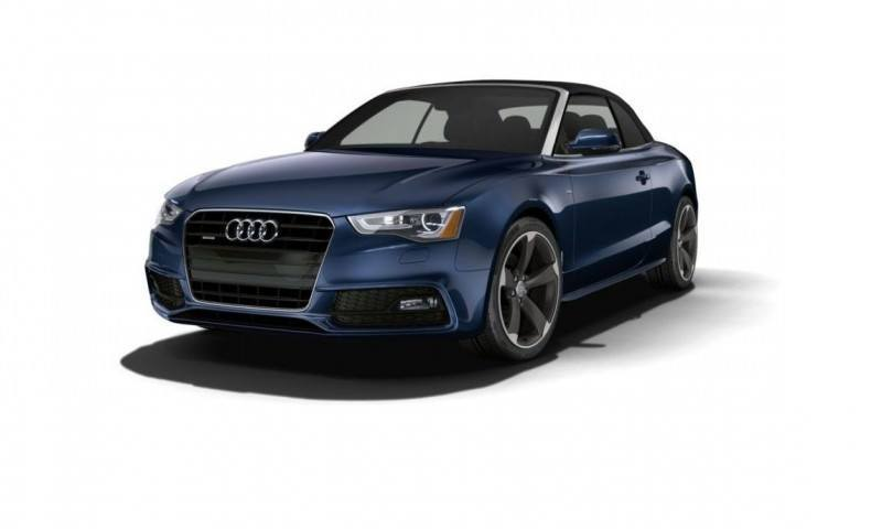 2014 Audi A5 Sport Package Cabriolet COLORS 75