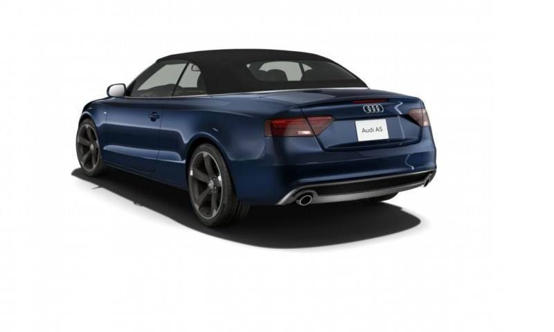2014 Audi A5 Sport Package Cabriolet COLORS 76
