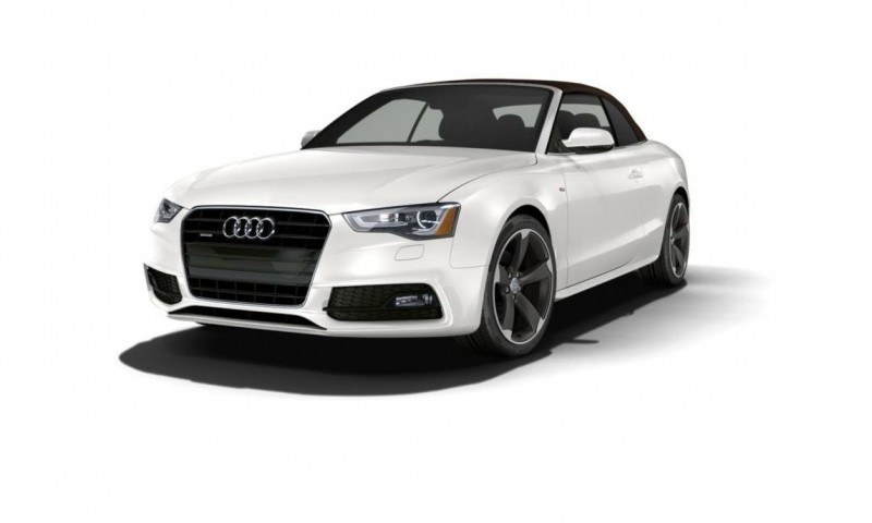 2014 Audi A5 Sport Package Cabriolet COLORS 8