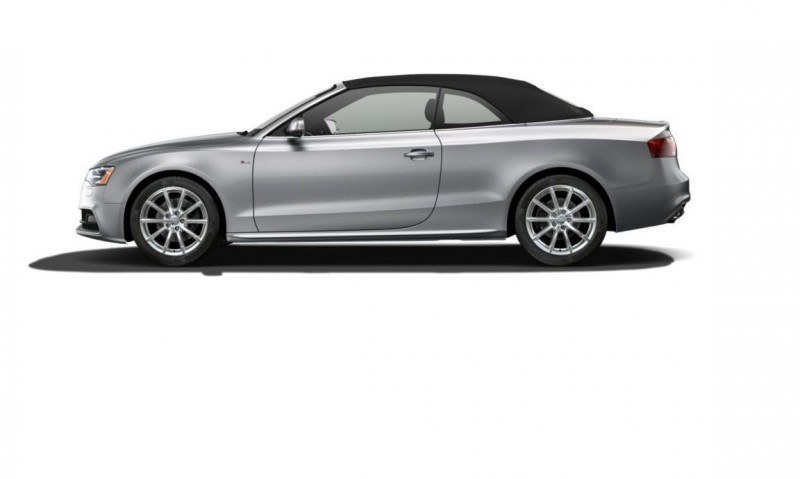 2014 Audi A5 Sport Package Cabriolet COLORS 9