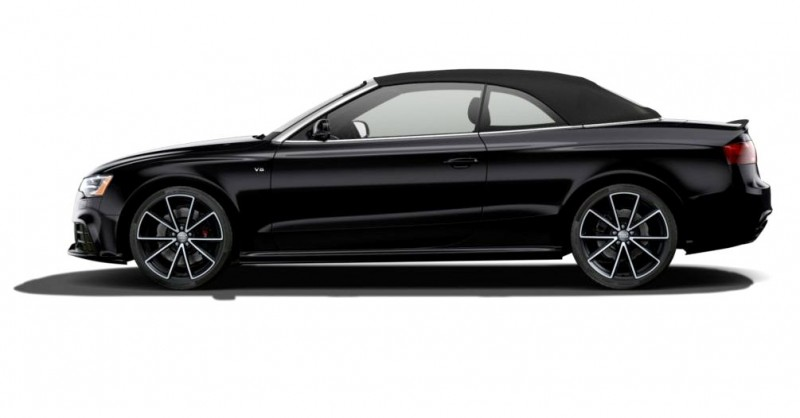 2014 Audi RS5 Cabriolet Buyers Guide - Black Optics vs Matte Aluminum Optics 14