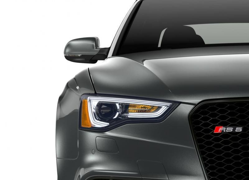 2014 Audi RS5 Cabriolet Buyers Guide - Black Optics vs Matte Aluminum Optics 22