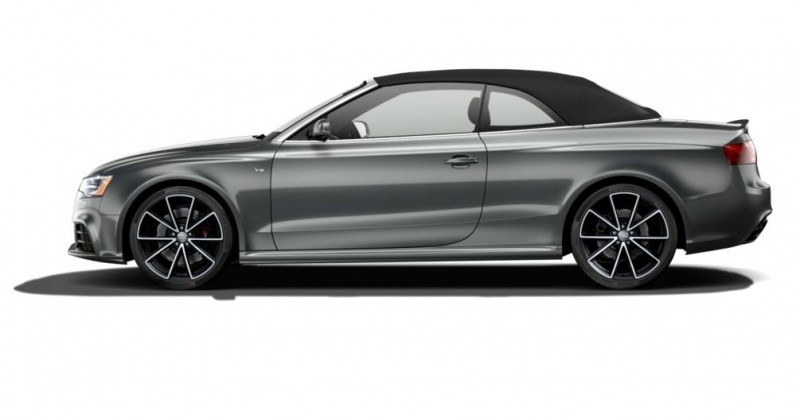 2014 Audi RS5 Cabriolet Buyers Guide - Black Optics vs Matte Aluminum Optics 24