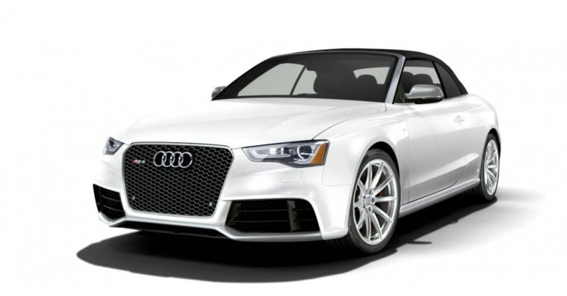 2014 Audi RS5 Cabriolet Buyers Guide - Black Optics vs Matte Aluminum Optics 31