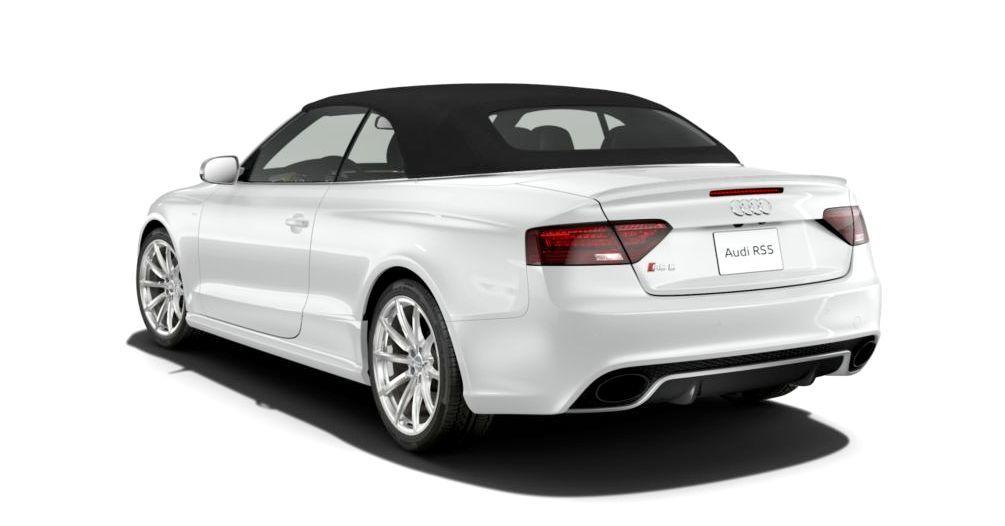 2014 Audi Rs5 Cabriolet Buyers Guide Black Optics Vs Matte Aluminum Optics