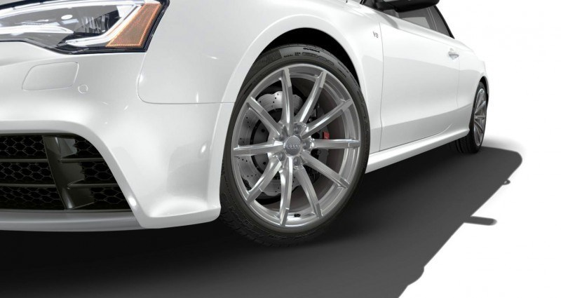 2014 Audi RS5 Cabriolet Buyers Guide - Black Optics vs Matte Aluminum Optics 35