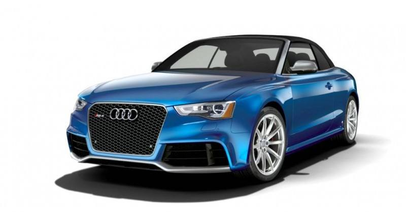 2014 Audi RS5 Cabriolet Buyers Guide - Black Optics vs Matte Aluminum Optics 36