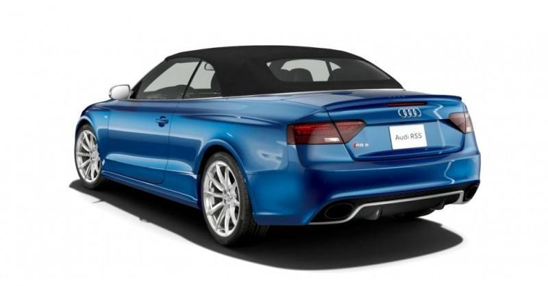 2014 Audi RS5 Cabriolet Buyers Guide - Black Optics vs Matte Aluminum Optics 38