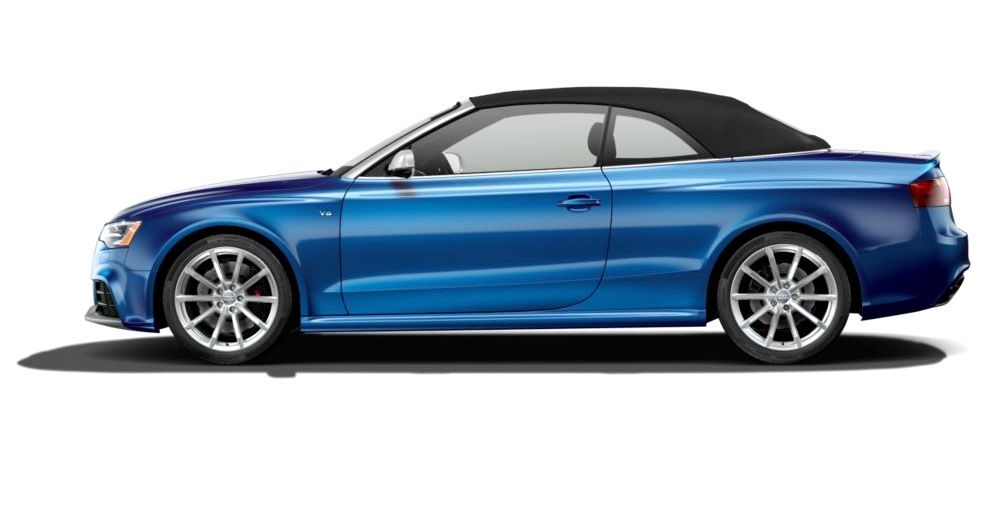 2014 Audi RS5 Cabriolet Buyers Guide - Black Optics vs Matte Aluminum Optics 39