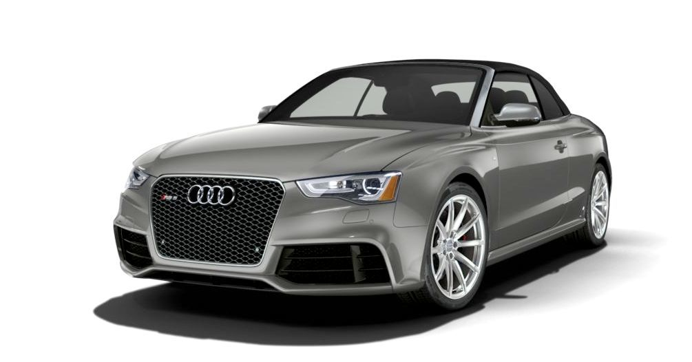 2014 Audi RS5 Cabriolet Buyers Guide - Black Optics vs Matte Aluminum Optics 41