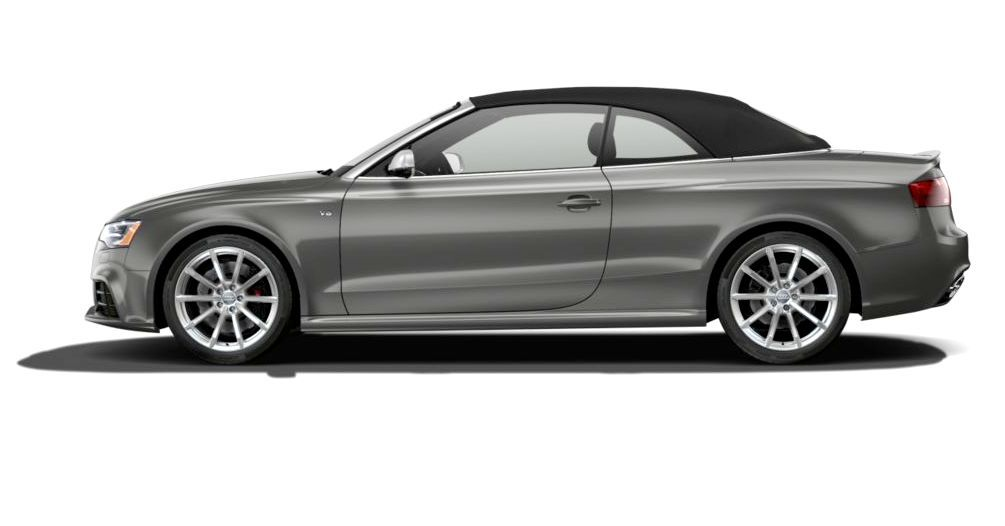 2014 Audi RS5 Cabriolet Buyers Guide - Black Optics vs Matte Aluminum Optics 44