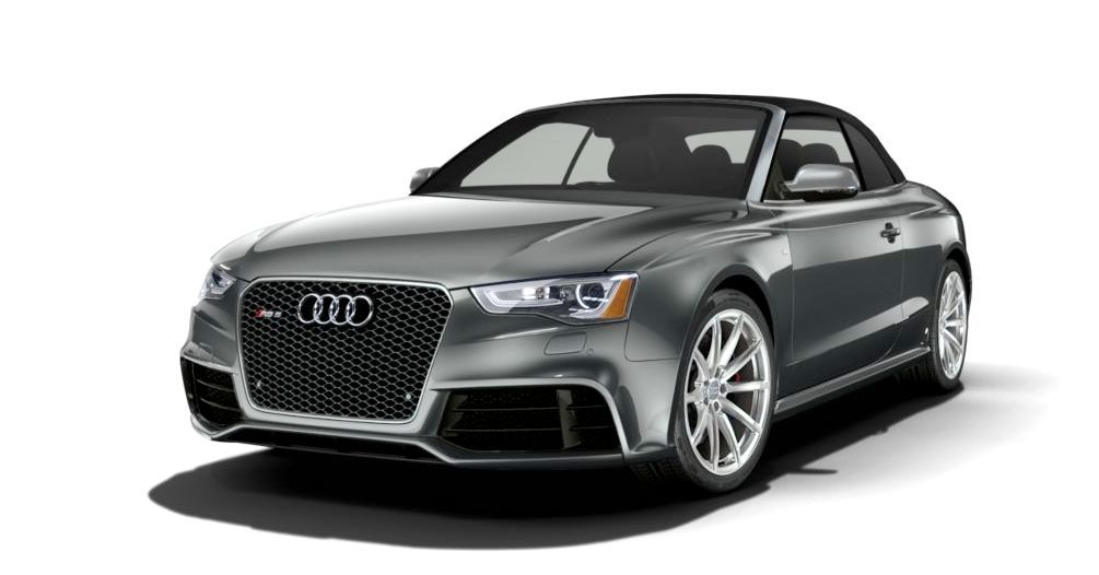 2014 Audi RS5 Cabriolet Buyers Guide - Black Optics vs Matte Aluminum Optics 46
