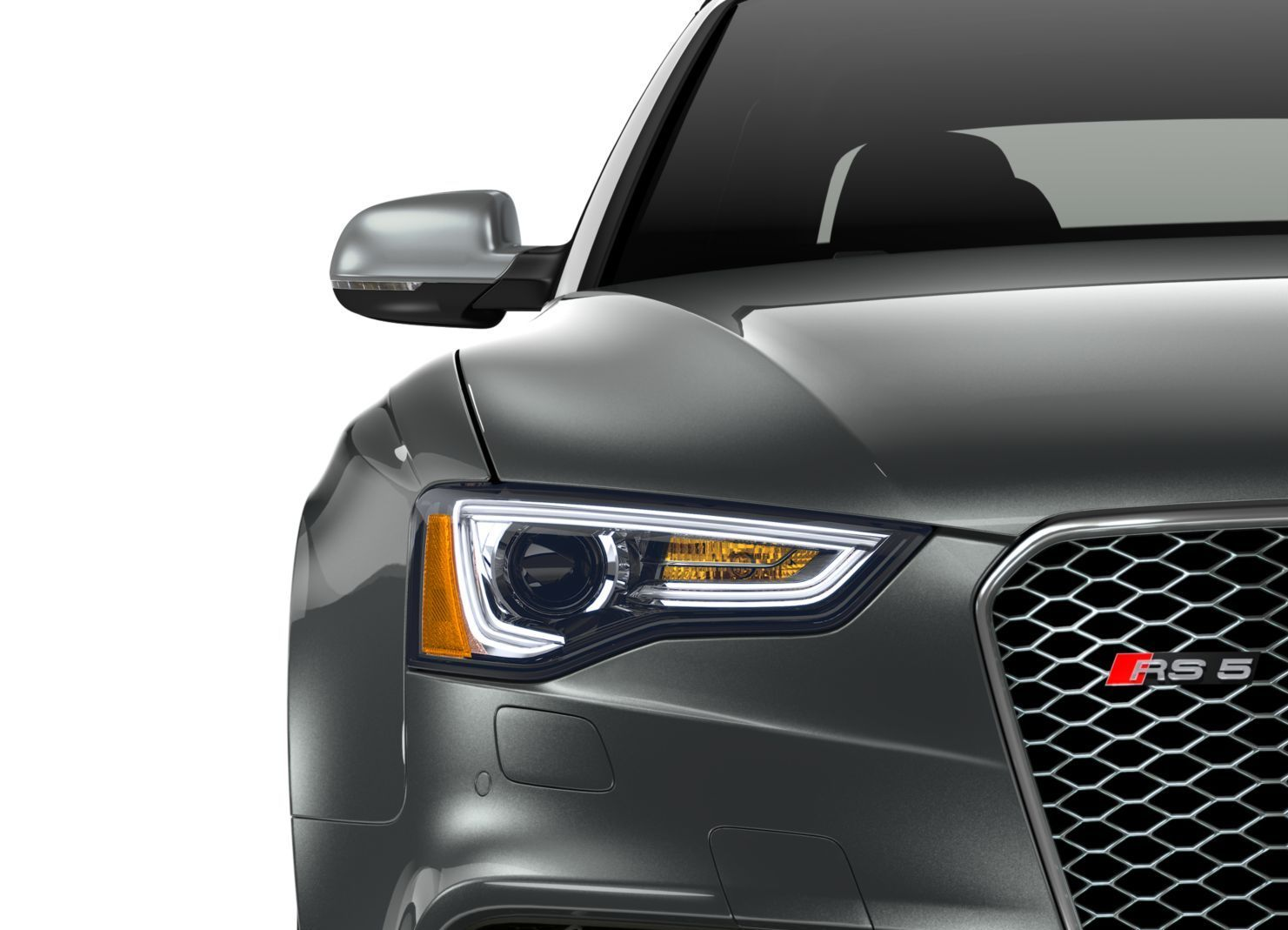 2014 Audi RS5 Cabriolet Buyers Guide - Black Optics vs Matte Aluminum Optics 47