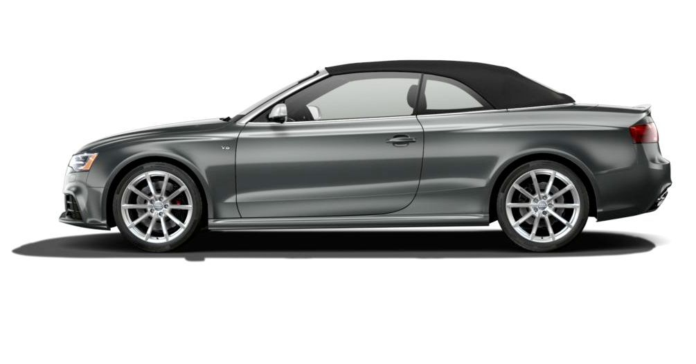 2014 Audi RS5 Cabriolet Buyers Guide - Black Optics vs Matte Aluminum Optics 49